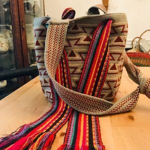 Wayuu mochila small